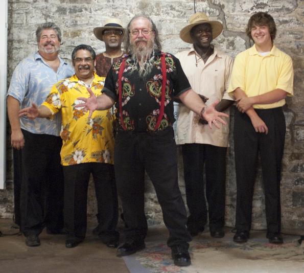 Scott Fagan and The MAAC Island Band